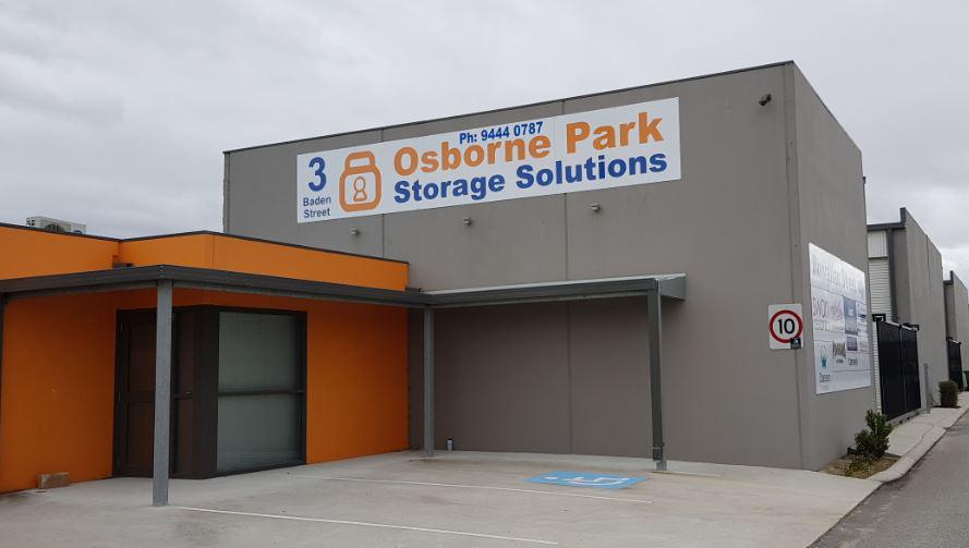 Osborne Park Storage Solutions Front Office